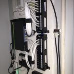 Cat 6 wiring equipment for small professional office space